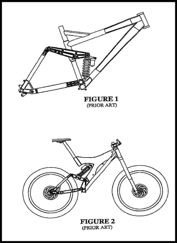 Specialized Patent US08646797-20140211-D00001 from google patent